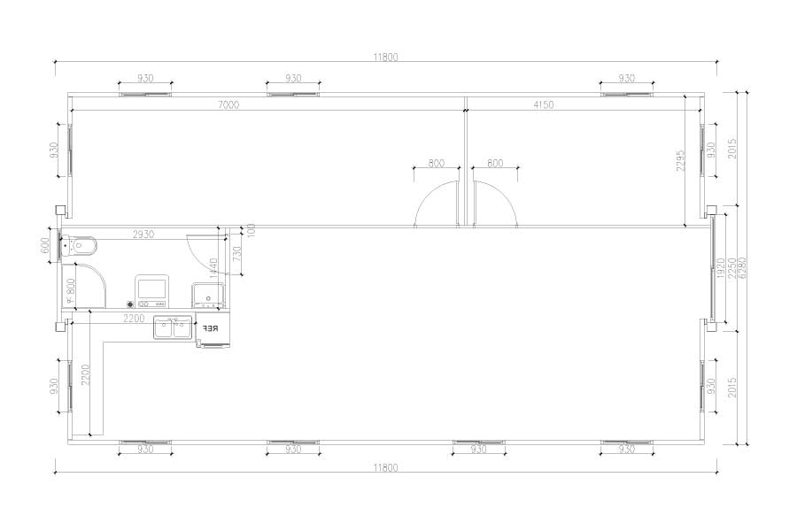 40ft-2-bedroom-layouts-different-size